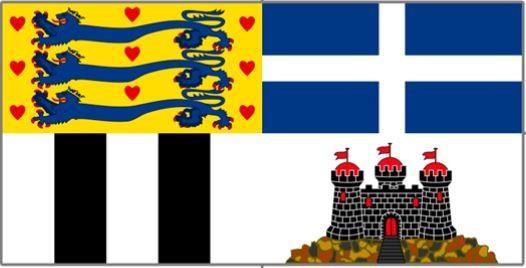Σημαία Φίλιππος κηδεία