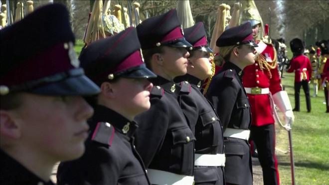 κηδεία Πρίγκιπα Φιλίππου Βρετανία