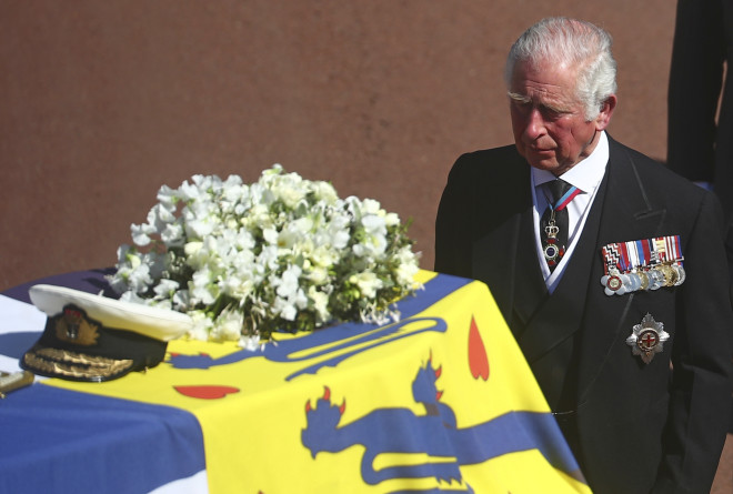 κηδεία Φιλίππου Κάρολος