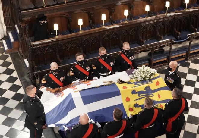 κηδεία Φιλίππου ναός