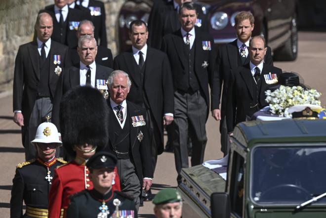 κηδεία Φίλιππος πομπή
