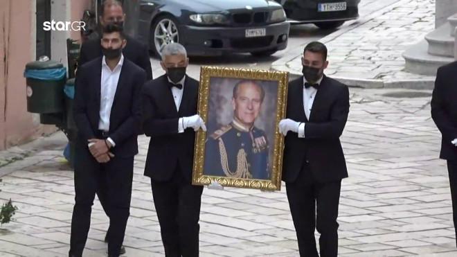 κηδεία Φίλιππου Κέρκυρα