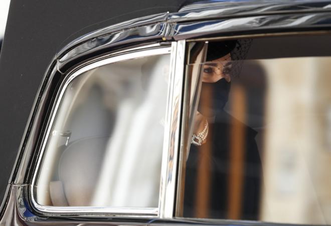 Βουρκωμένη η Kate Middleton