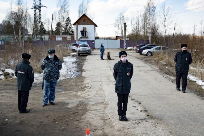 Αλεξέι Ναβάλνι φυλακές