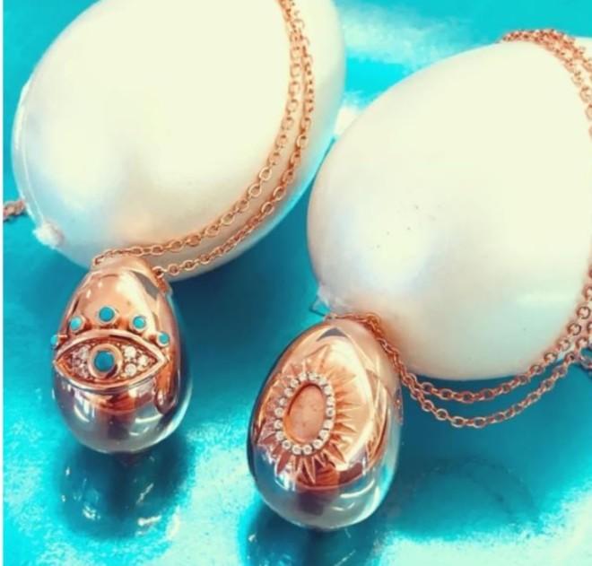 υπέροχα αυγά για μικρές και μεγάλες βαφτιστήρες