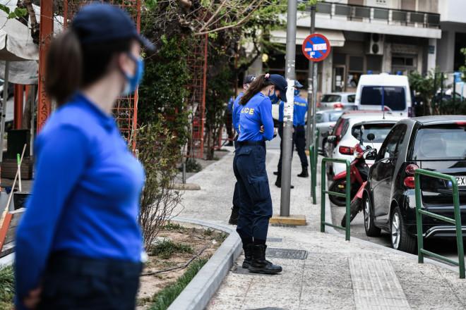 αστυνομία Πλατεία Βαρνάβα
