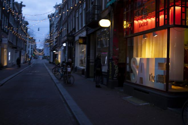 lockdown Ολλανδία