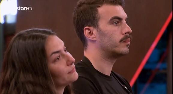 Μαρία και Αλέξανδρος υποψήφιοι αποχώρησης στο masterchef