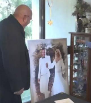 καδρο χουγανελη γάμος ελεωνόρας