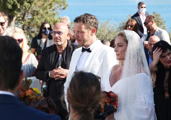 ελεωνόρα ζουγανέλη γάμος