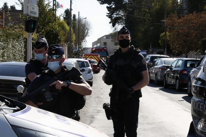 νεκρή αστυνομικός Παρίσι