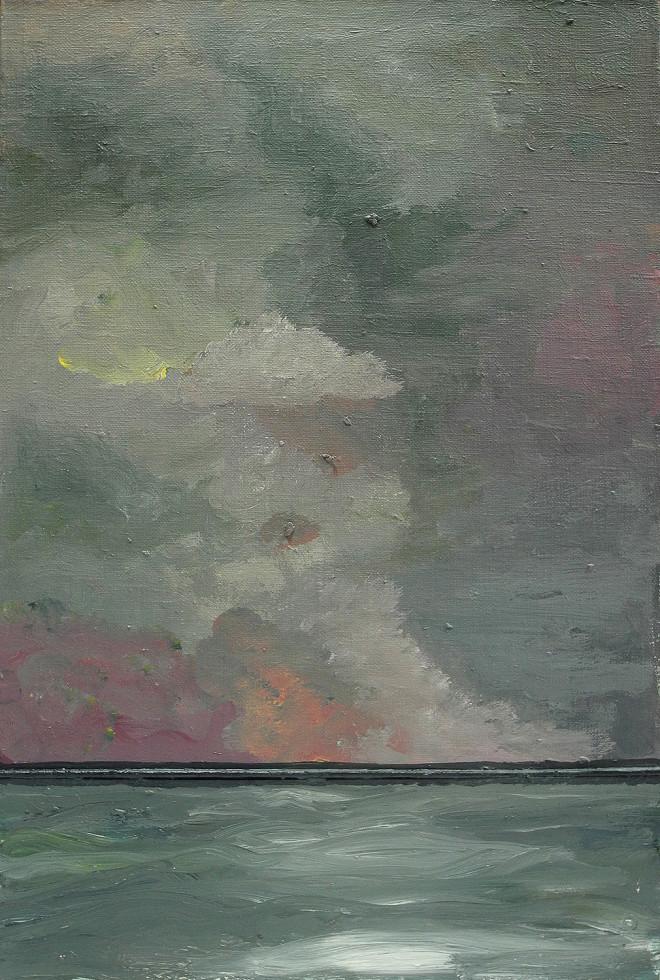 Τον Μάιο η έκθεση ζωγραφικής της Εβίτας Κανέλλου