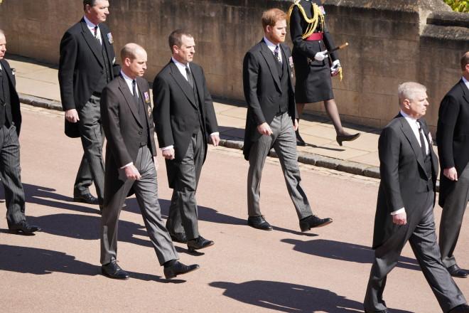 κρύα υποδοχή βασιλικής οικογένειας πρίγκιπας χάρι