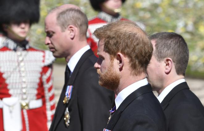 πρίγκιπας χάρι κηδεία φιλιππου