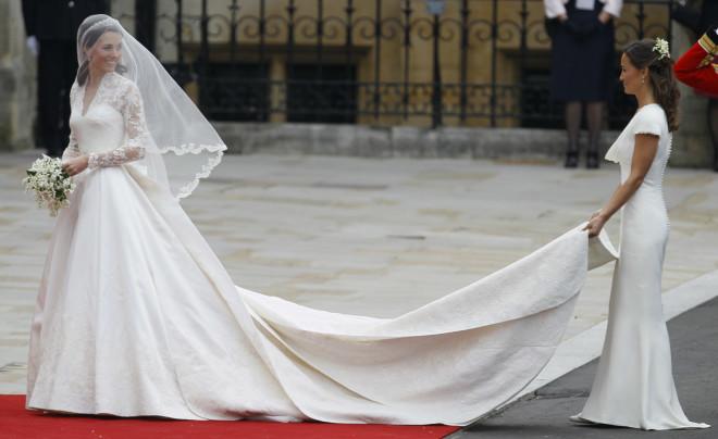 Kate Middleton νύφη