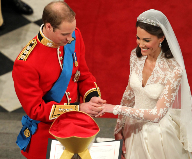 Πρίγκιπας William - Kate Middleton: Φωτογραφία από τον γάμο τους