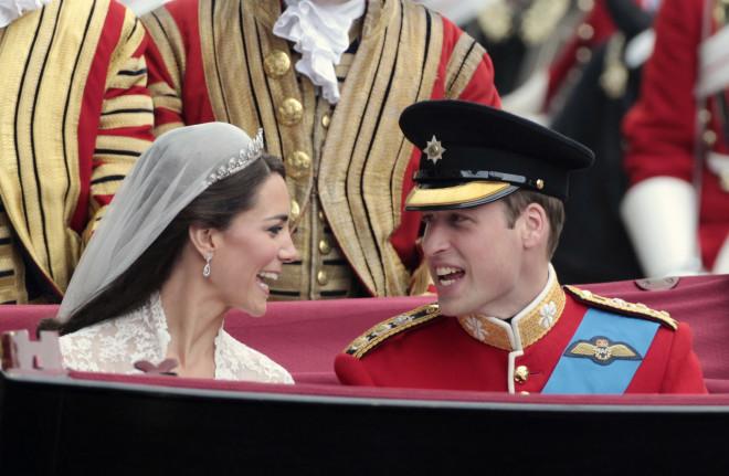 Πρίγκιπας William - Kate Middleton: ο γάμος τους στις 29 Απριλίου 2011