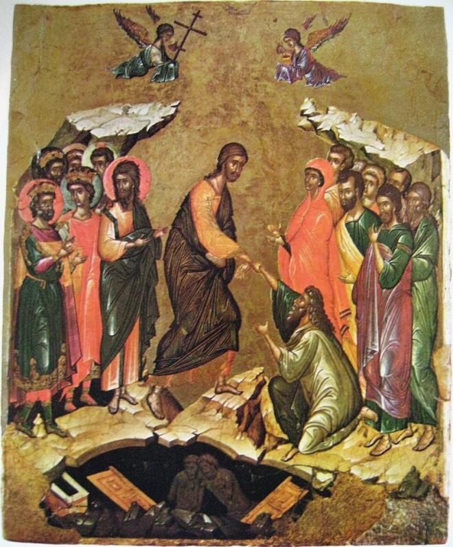 Κάθοδος Ιησού στον Άδη