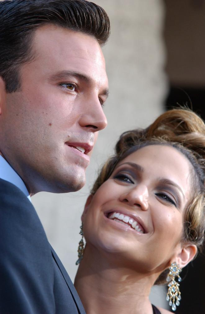Jennifer Lopez - Ben Affleck κόκκινο χαλί