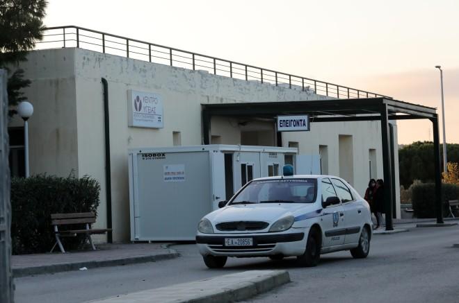 Περιπολικό Κέντρο Υγείας Καλυβίων
