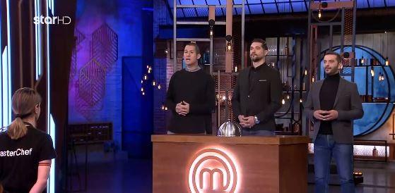 Οι τρεις κριτές του MasterChef 5