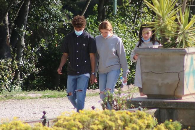 Ηρακλής - Μαρινέλα: Χέρι χέρι στο Ζάππειο