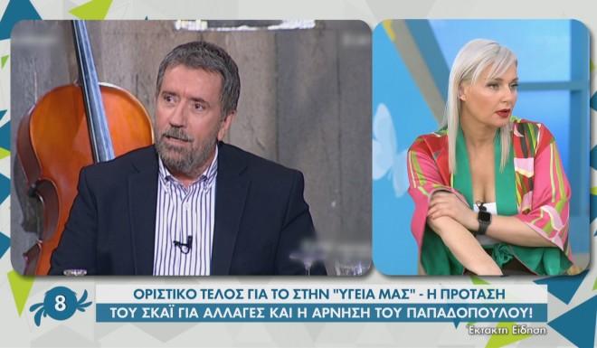 Σπύρος Παπαδόπουλος Μαριλού Ρεπαπή