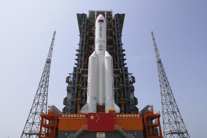 πύραυλος Κίνα