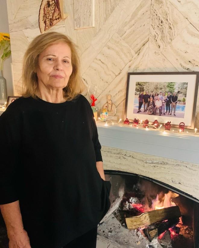 σοφία παυλίδου μητέρα νοσοκομείο μαμάς γιορτή της μητέρας