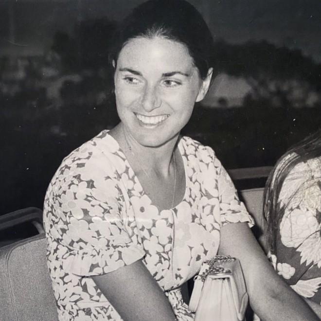 Η ανάρτηση της Όλγας Κεφαλογιάννη ανήμερα της Γιορτής της Μητέρας για τη μαμά της