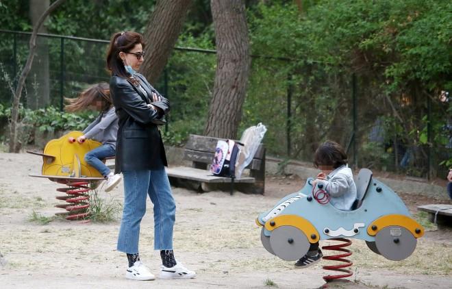 παπουτσάκη εθνικος κηπος παιδιά πιλαφάς βόλτα