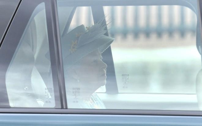 Βασίλισσα Ελισάβετ Αυτοκίνητο