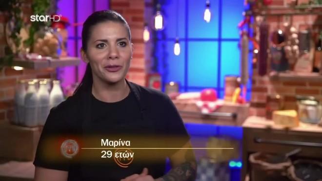 μαρινα masterchef 5