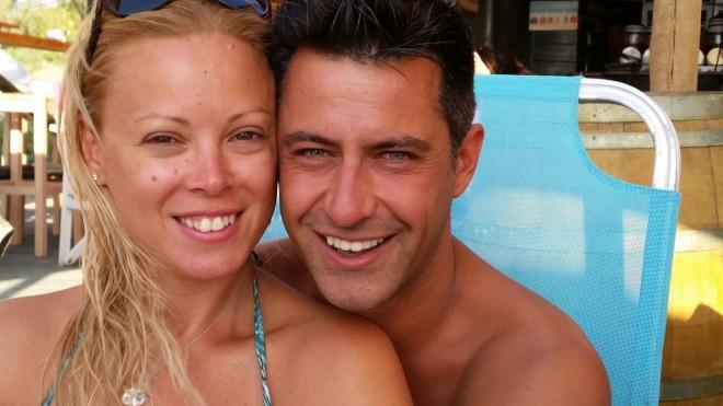 αγγελίδης χειρουργείο επέμβαση τροχαίο σύζυγος εβελινα βαρσαμη υγεία παρουσιαστής