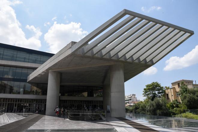 Το μουσείο της Ακρόπολης- φωτογραφία Eurokinissi