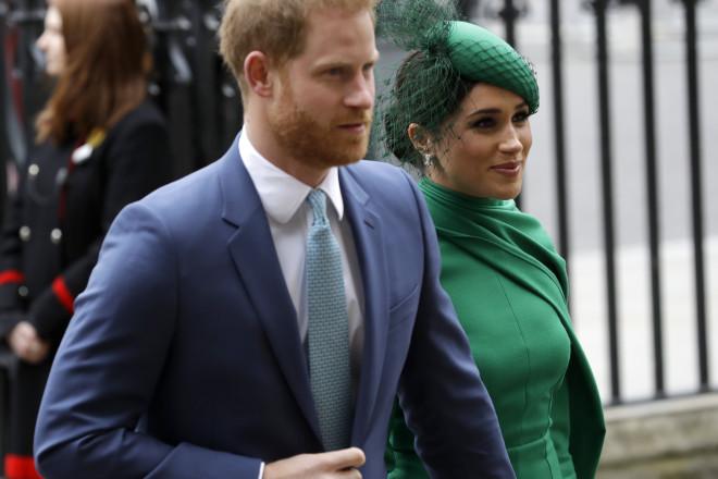 Πρίγκιπας Harry - Meghan Markle