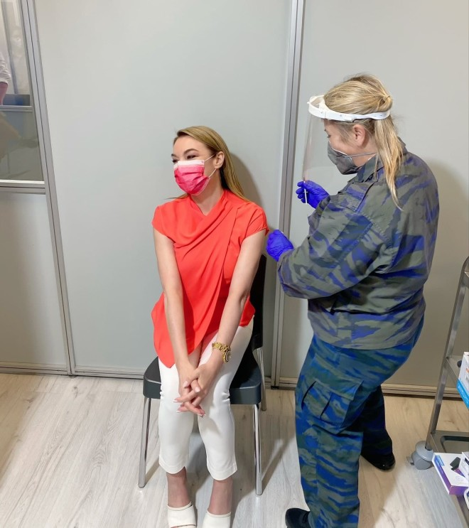 κορωνοϊός εμβόλιο Τατιάνα Στεφανίδου moderna