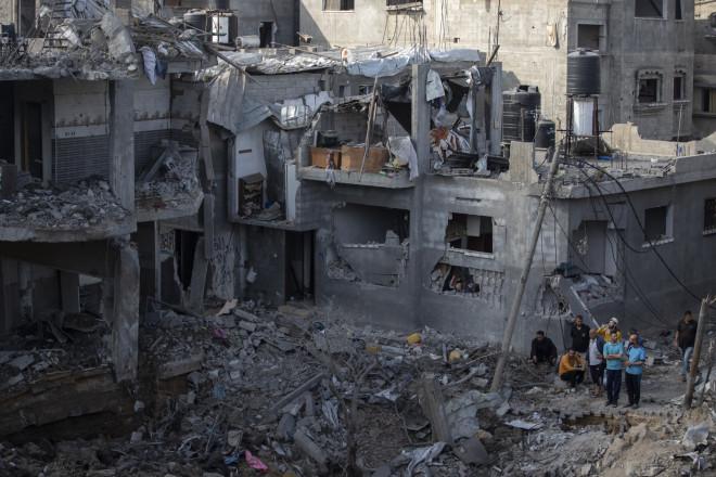 Ισραήλ - Παλαιστίνη