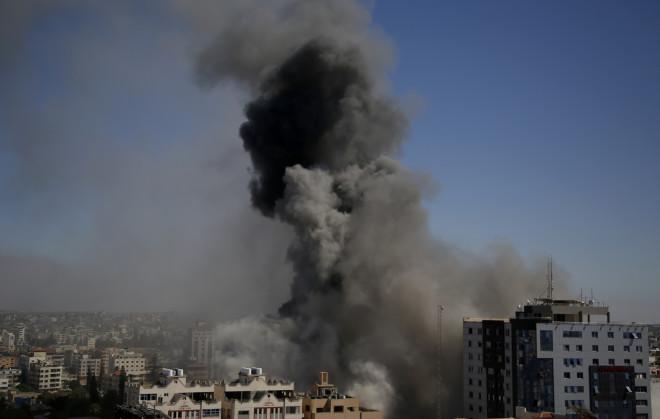 κτίριο στη Γάζα