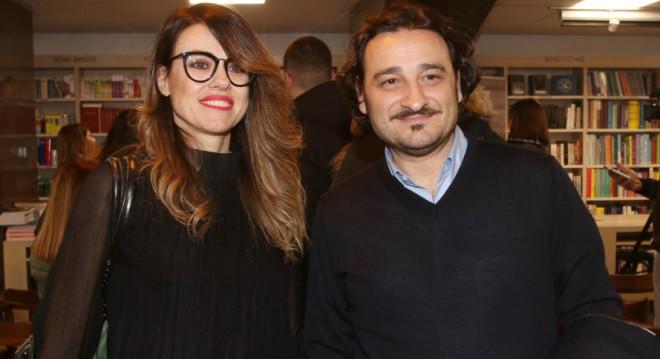 Χαραλαμπόπουλος Η συγκινητική διάσωση ενός κουταβιού μαζί με τη σύζυγό του