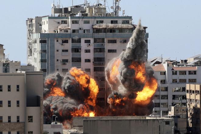 βομβαρδισμοί Γάζα