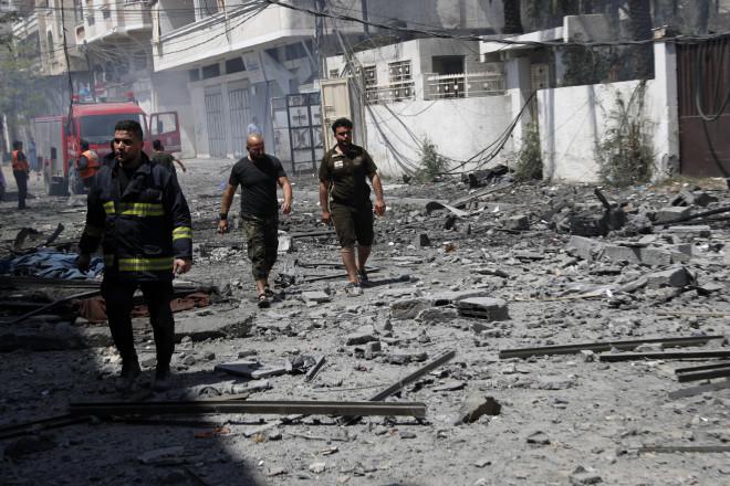 νεκροί Γάζα