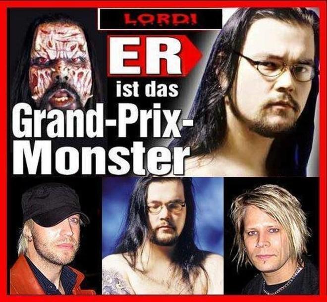 lordi eurovision 2006