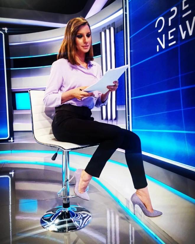 Τέλος η Νίκη Λυμπεράκη από το δελτίο ειδήσεων του Open ΕΡΤ