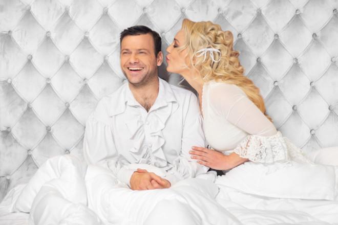 Ορέστης Τζιόβας και Πηνελόπη Αναστασοπούλου