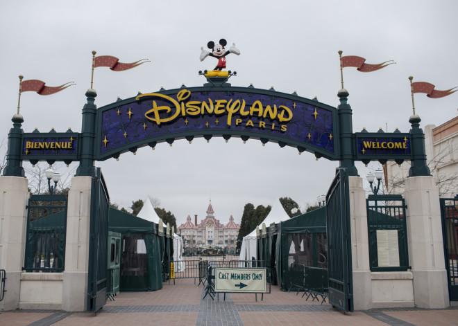 Η Disneyland στο Παρίσι - φωτογραφία ΑΡ