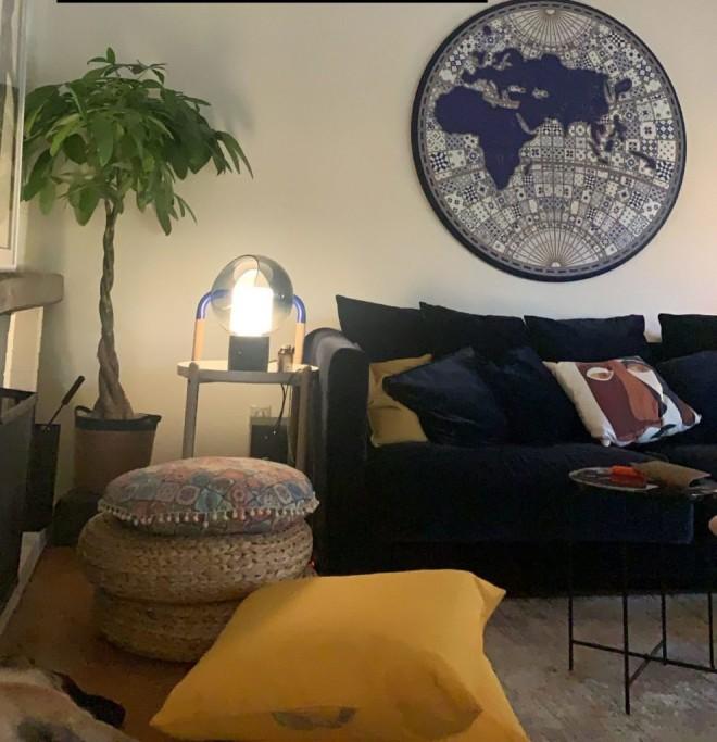 Ευγενία Σαμαρά: Το σπίτι της