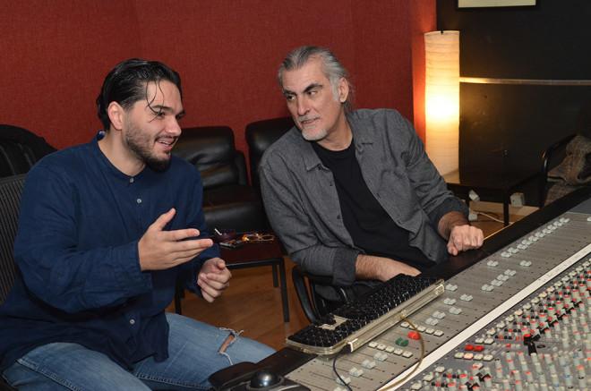 Οι Πυξ Λαξ και οι ΜEΛΙSSES βρέθηκαν στο studio για την ηχογράφηση του τραγουδιού «Να Mε Θυμηθείς»