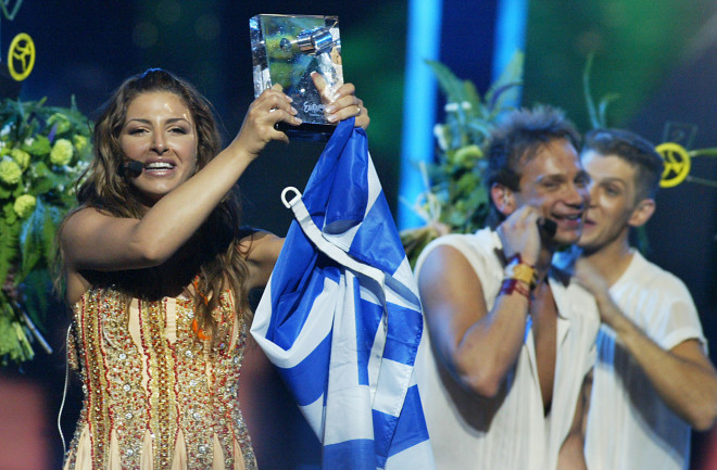 Η Έλενα Παπαρίζου ως «My Number One» της Ευρώπης