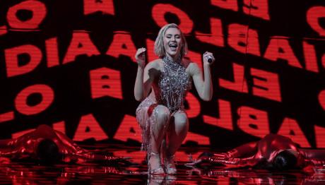 Eurovision Τσαγκρινού